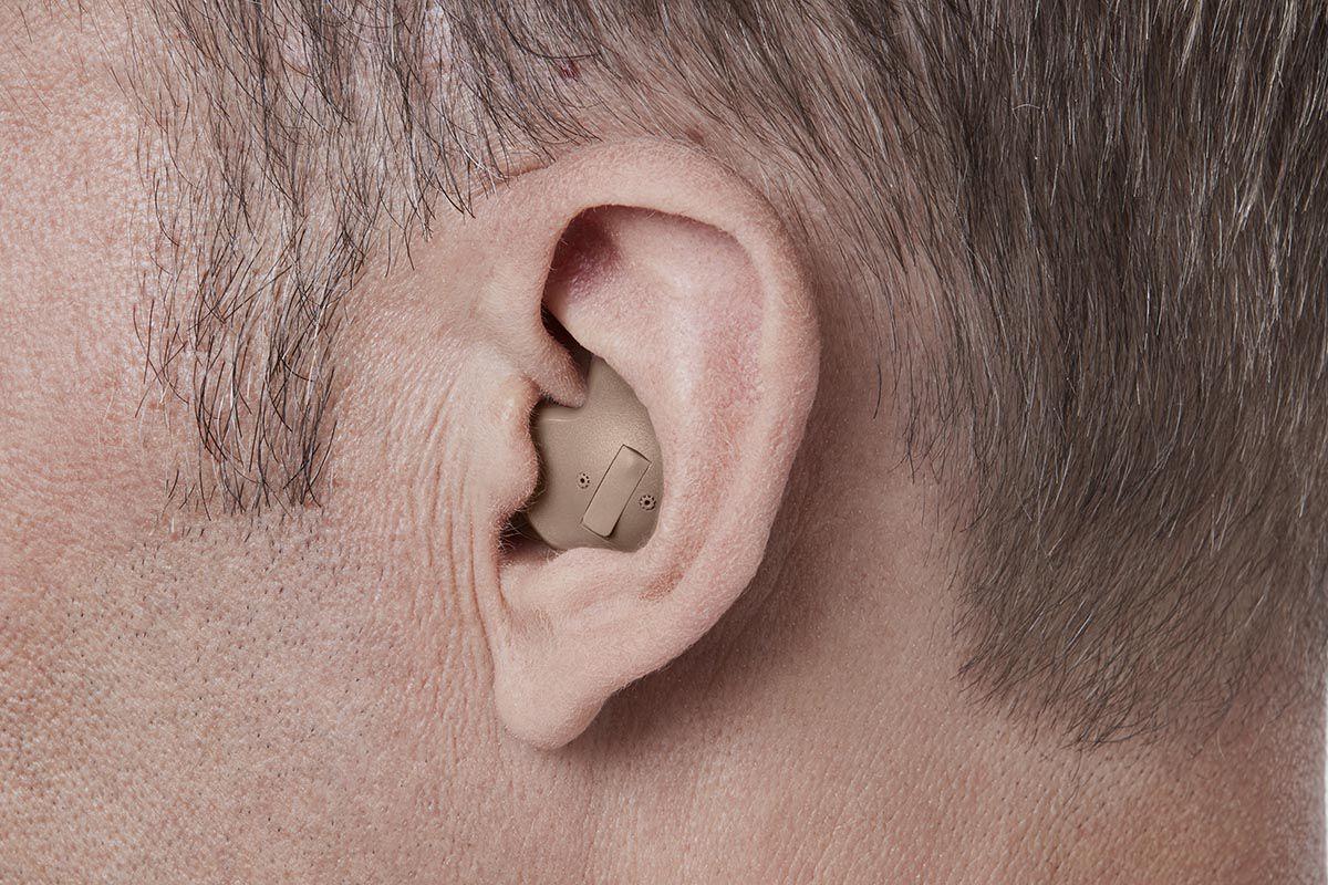 ITE FS (In the Ear - Full Shell)
